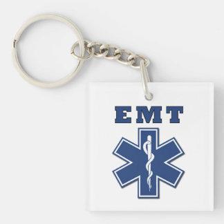 EMT Star of Life Key Ring