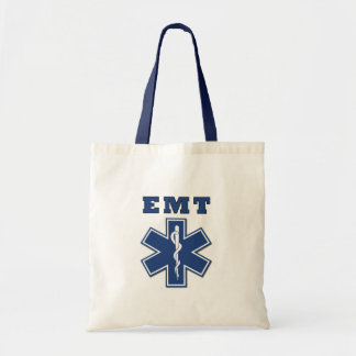 EMT Star of Life Tote Bag