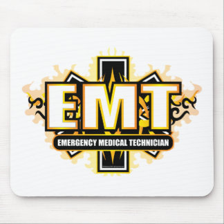 EMT Tribal 2 Mouse Pad