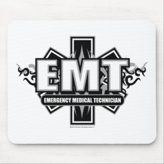 EMT Tribal Mouse Pad