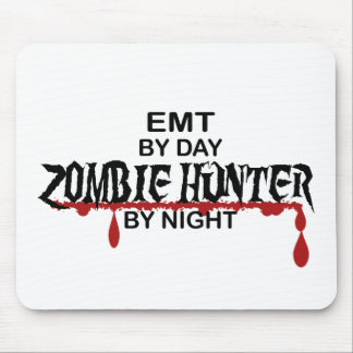 EMT Zombie Hunter Mousepad