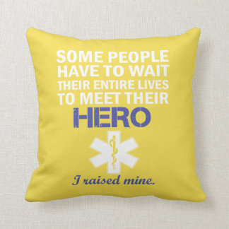 EMT's Dad Cushion