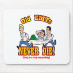 EMTs Mouse Pads