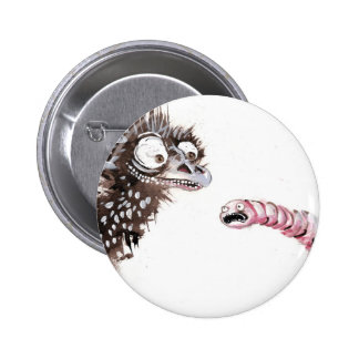 Emu and Worm Button