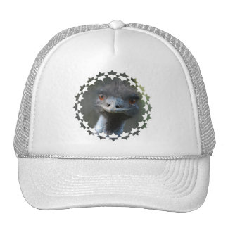 Emu Baseball Hat