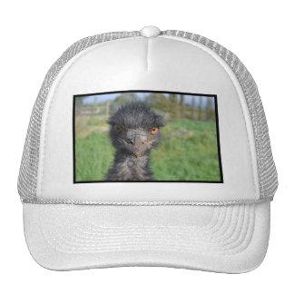 Emu Bird Baseball Hat