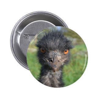 Emu Bird Button