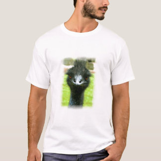 EMU BIRD PHOTO PORTRAIT T-Shirt