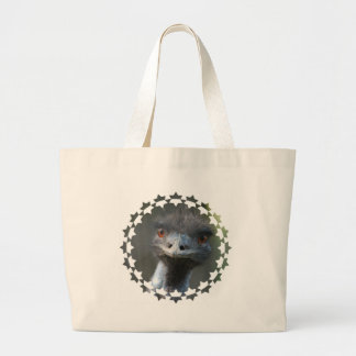 Emu Canvas Bag