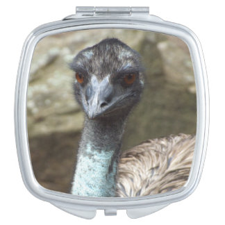 Emu Compact Mirror
