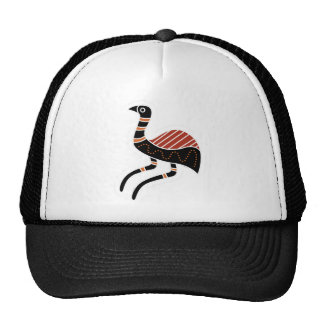 Emu Dotted Design Hats