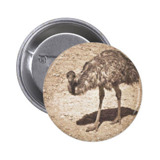 Emu Drawing Pin