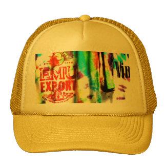 EMU EXPORT GOLD WINFIELD HAT! F'N'OAF.