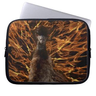 Emu_Fire_Walker,_10_Inch_Laptop_Sleeve Laptop Sleeve