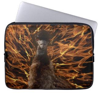 Emu_Fire_Walker,_13_Inch_Laptop_Sleeve Laptop Computer Sleeve