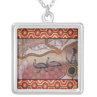 Emu Guardian Necklace