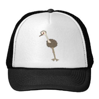 Emu Mesh Hats