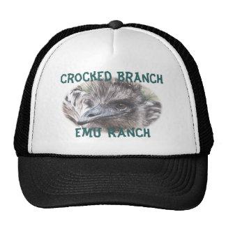 Emu icon Cap-customize Cap