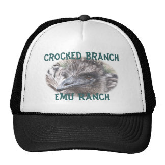 Emu icon Cap-customize Mesh Hat
