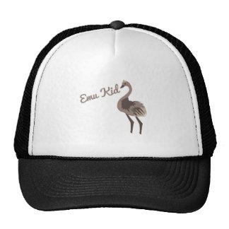 Emu Kid Hats