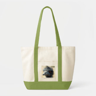 Emu, Looking at you... Tote Bags