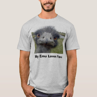 Emu Love T-Shirt