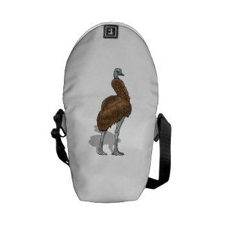 Emu Messenger Bags