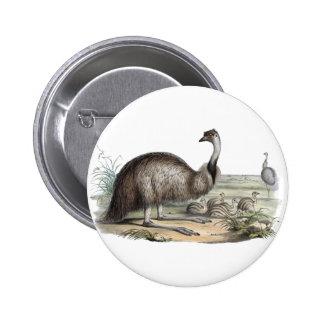 Emu Pins