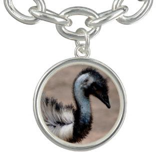 Emu Profile Bracelets
