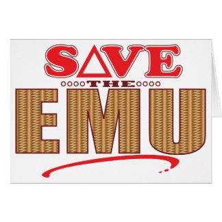 Emu Save Card