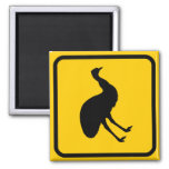 Emu Xing Sign Magnet