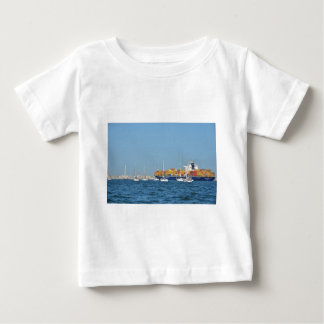 EMYR Entering Port Said Baby T-Shirt