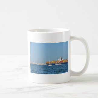 EMYR Entering Port Said Coffee Mug