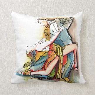 En el Alma Tango Throw Cushion