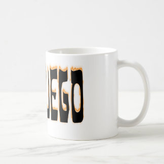 En Fuego (on fire) Basic White Mug