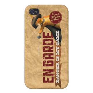 En Garde Case For The iPhone 4