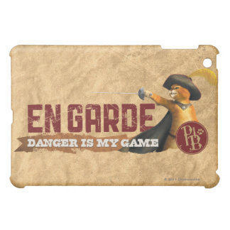 En Garde iPad Mini Case