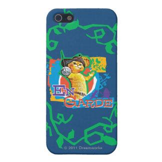 En Garde iPhone 5/5S Cases