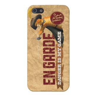 En Garde iPhone 5/5S Cover