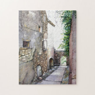En Grignan 11x14 Photo Puzzle with Gift Box