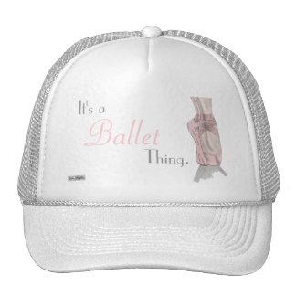 En pointe Hat