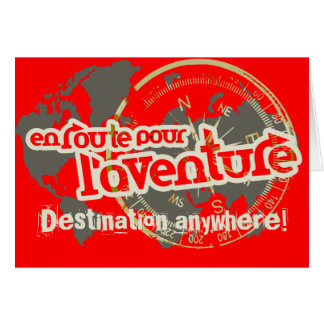 en route pour l aventure farwell vacation red card