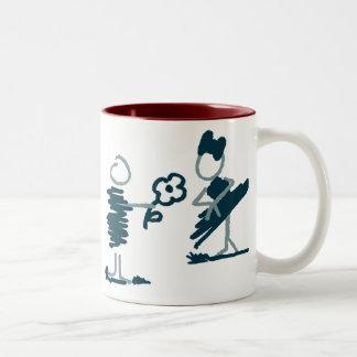 Enamored. Mug