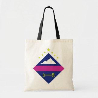Encamp, Andorra Budget Tote Bag