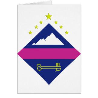 Encamp, Andorra Card