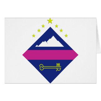 Encamp, Andorra Greeting Card