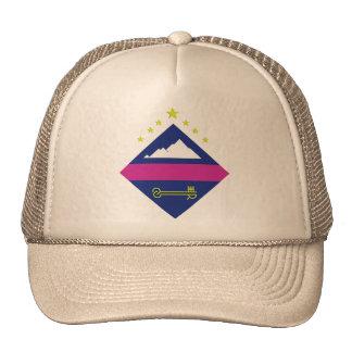 Encamp Andorra Mesh Hats
