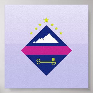 Encamp, Andorra Poster