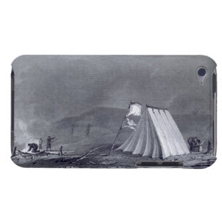 Encampment in Browell Cove, July 15, 1826, from 'N Barely There iPod Covers