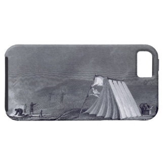 Encampment in Browell Cove, July 15, 1826, from 'N Case For The iPhone 5
